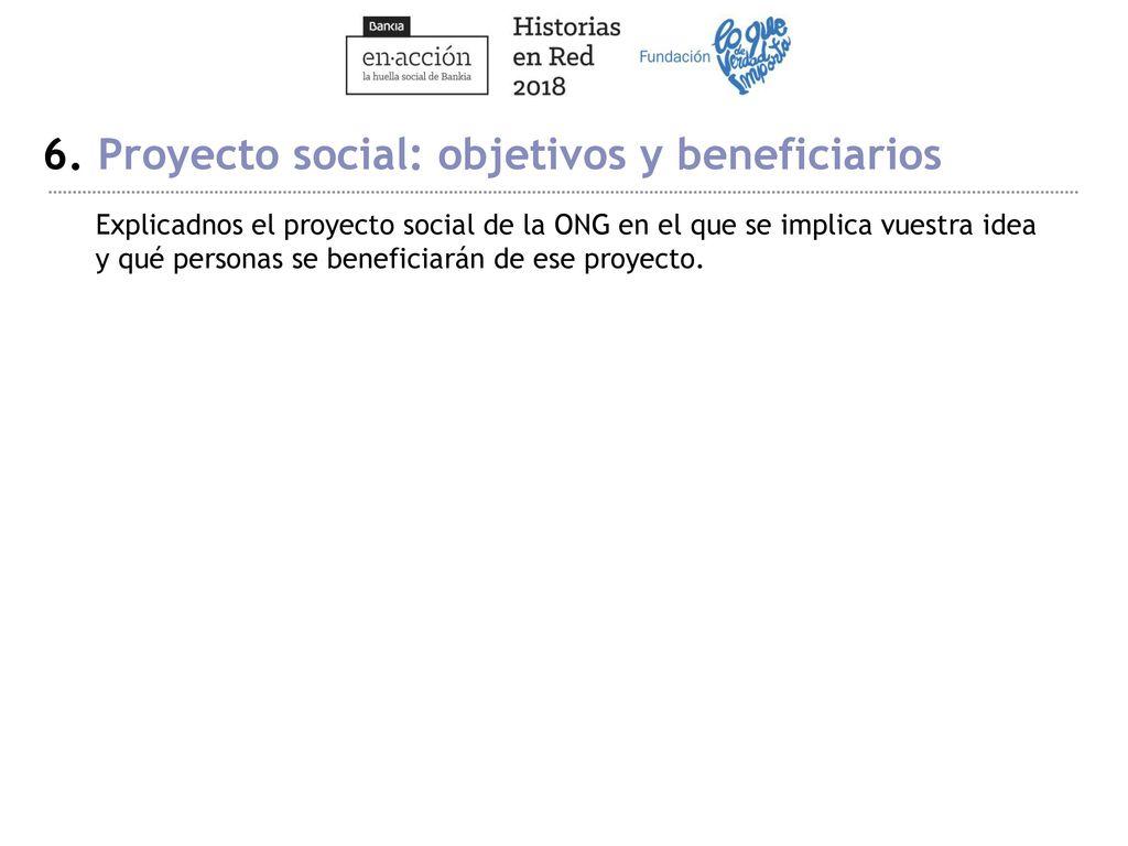Único Plantilla De Objetivos Del Proyecto Fotos - Ejemplo De ...