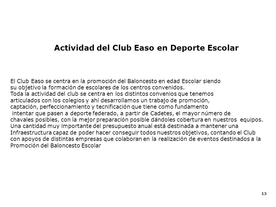 Club Baloncesto Easo Temporada 2002 - 2003
