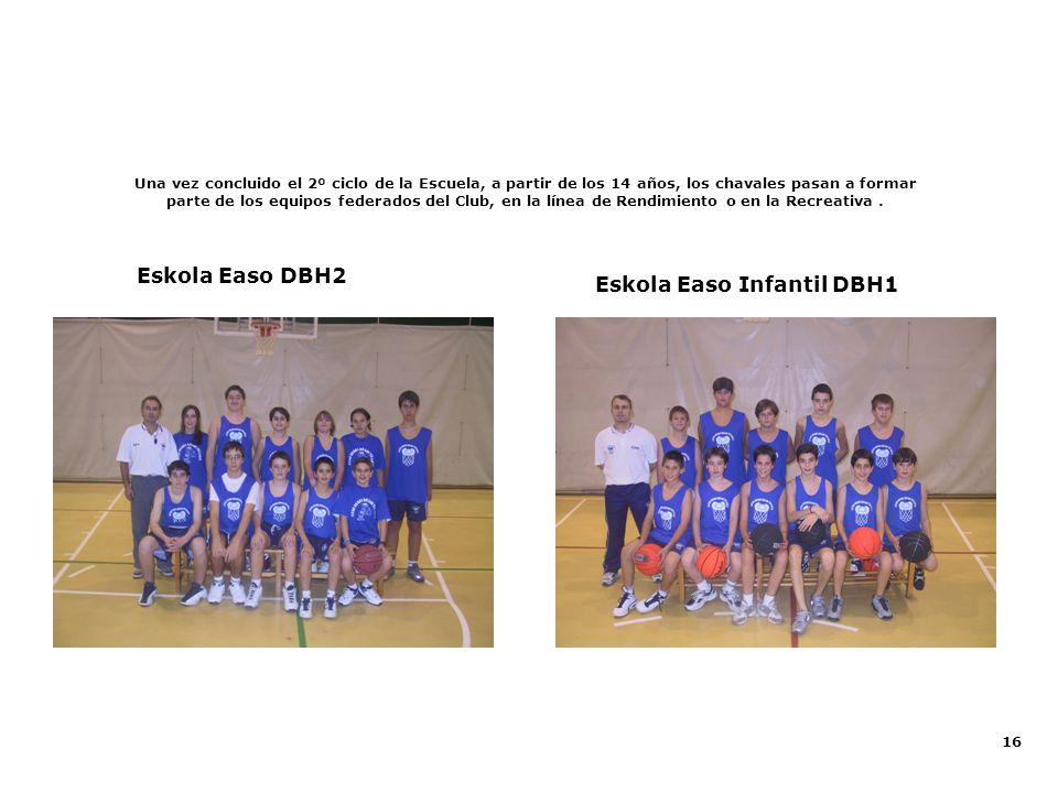 Eskola Easo Infantil DBH1