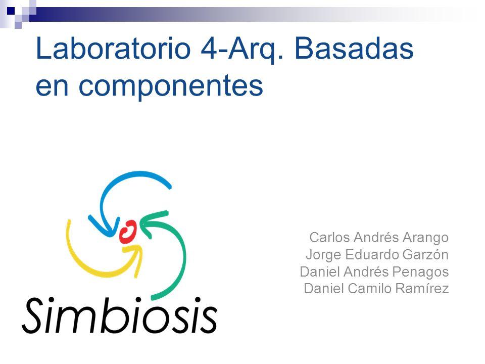Laboratorio 4-Arq. Basadas en componentes