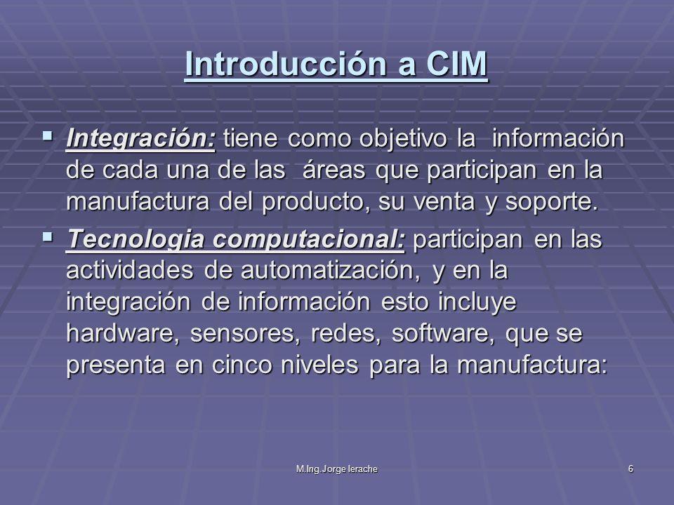 Introducción a CIM