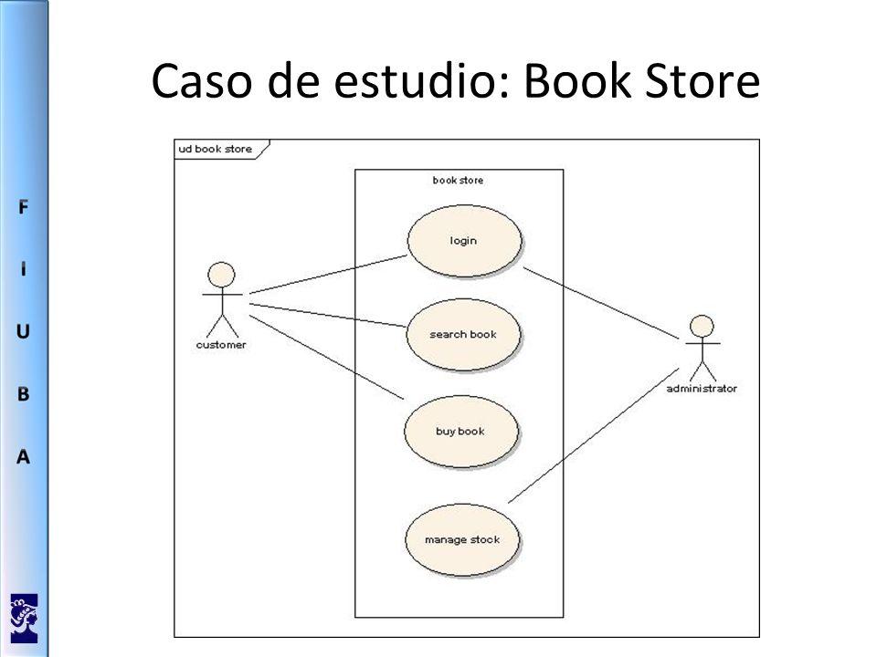 Caso de estudio: Book Store