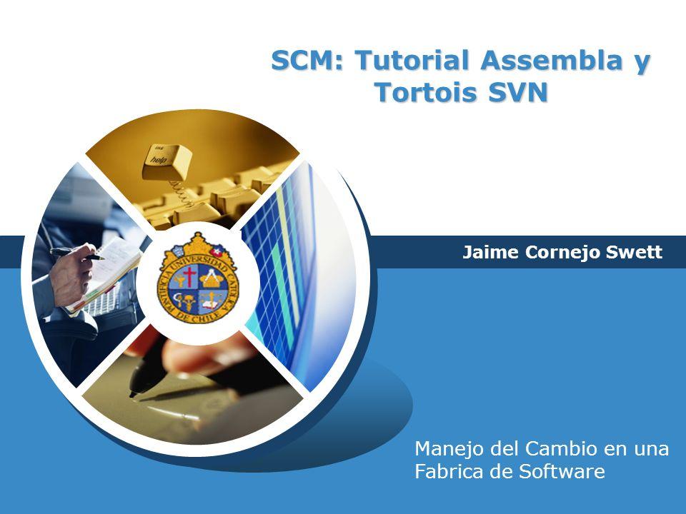 SCM: Tutorial Assembla y Tortois SVN