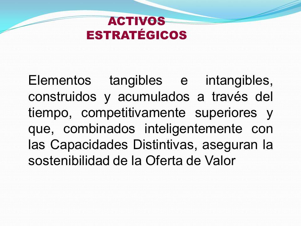 ACTIVOS ESTRATÉGICOS.