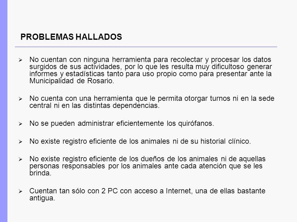 HP 2010 PROBLEMAS HALLADOS.