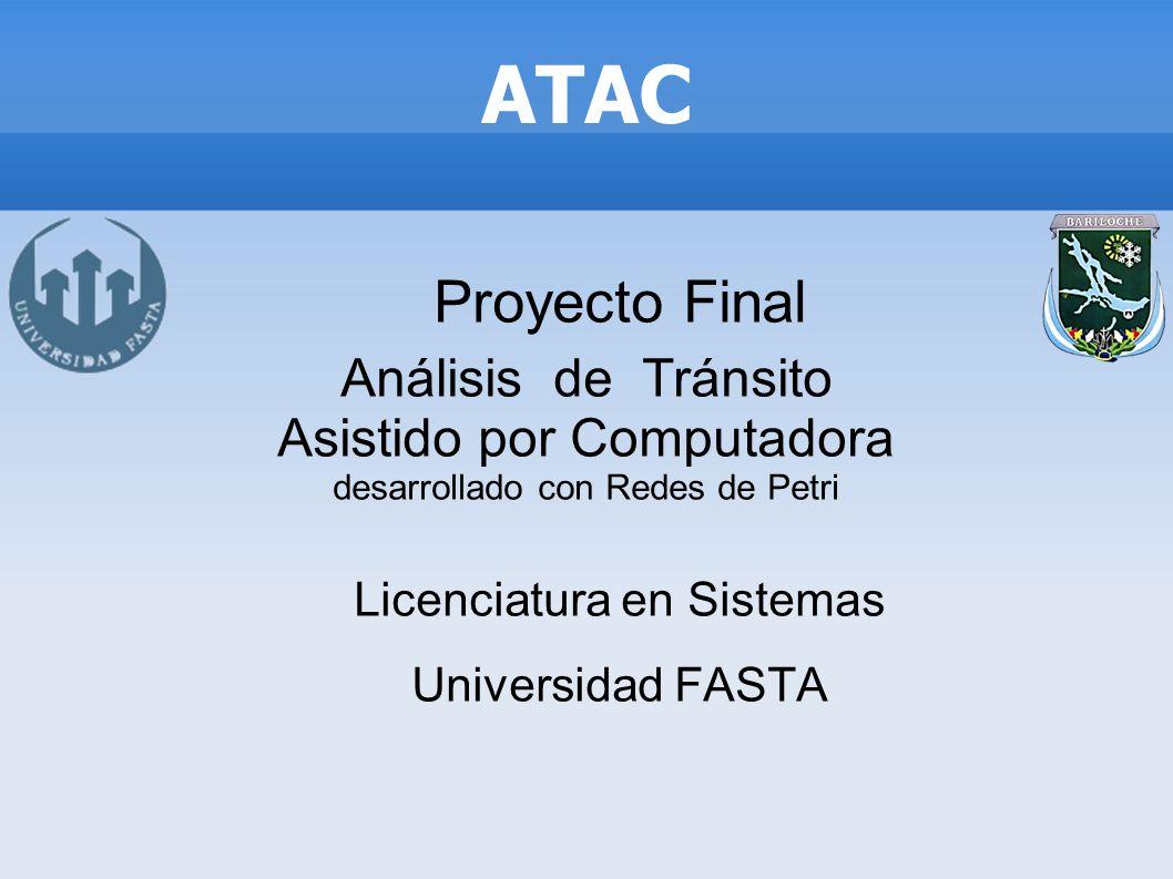 ATAC Proyecto Final Análisis de Tránsito Asistido por Computadora