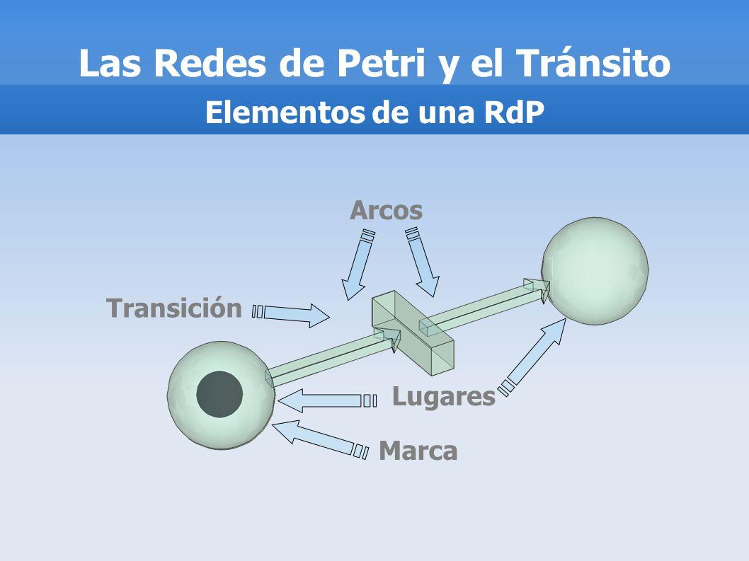 Las Redes de Petri y el Tránsito