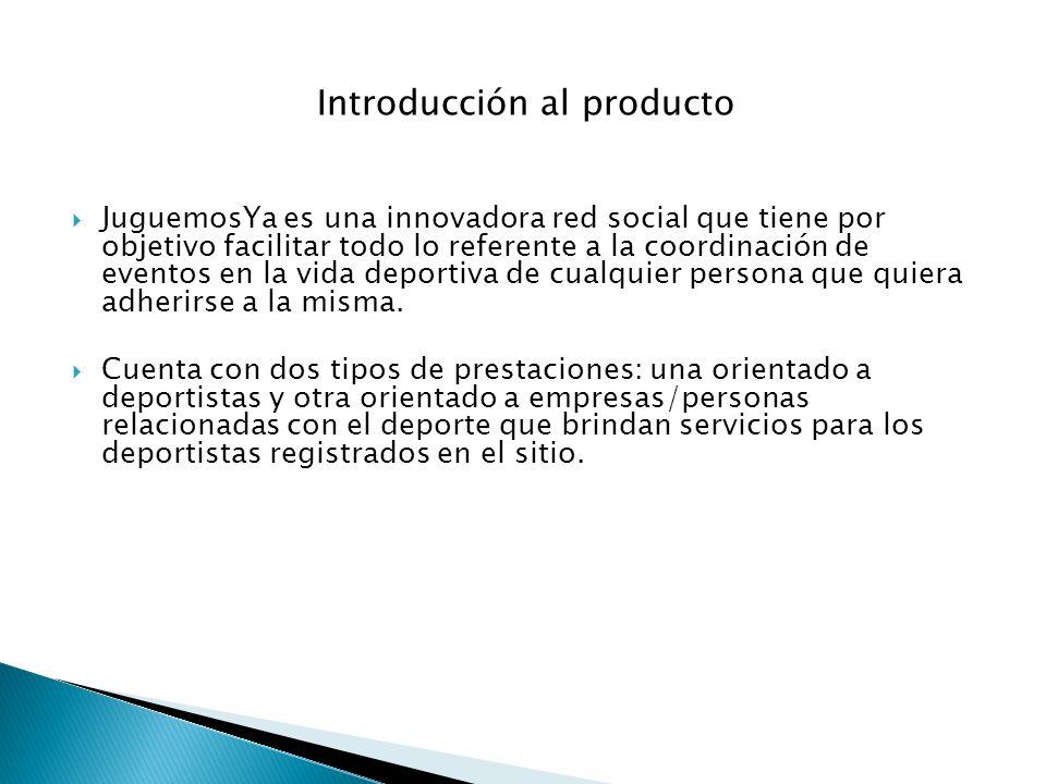 Introducción al producto
