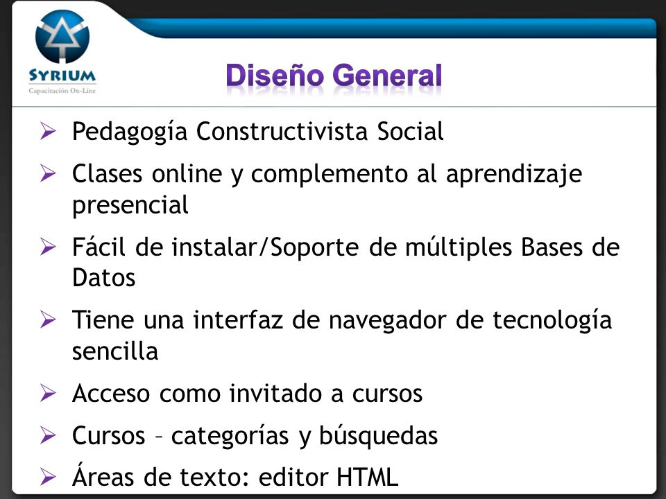 Diseño General Pedagogía Constructivista Social