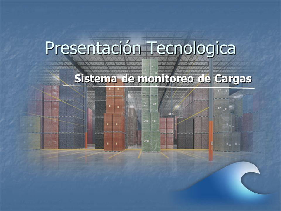Presentación Tecnologica