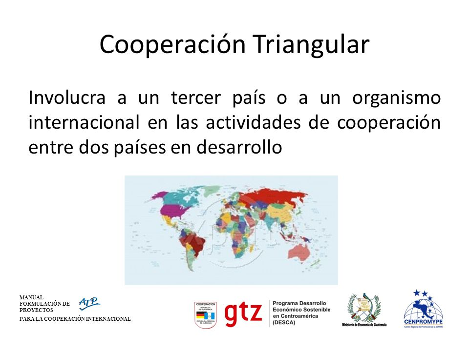 Cooperación Triangular
