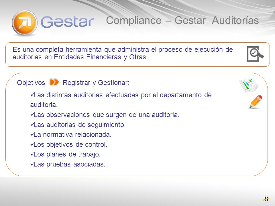 Compliance – Gestar Auditorías