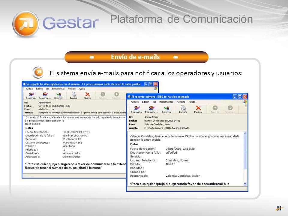 Plataforma de Comunicación