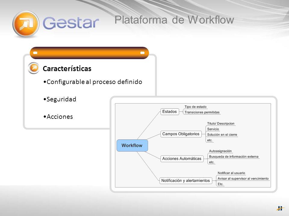 Plataforma de Workflow