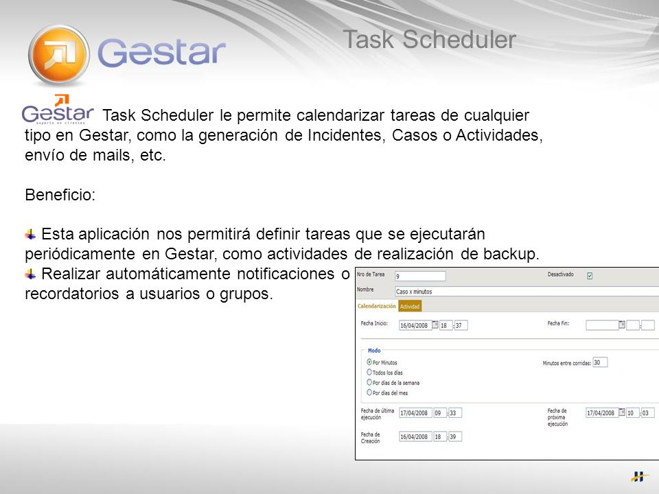 Task Scheduler