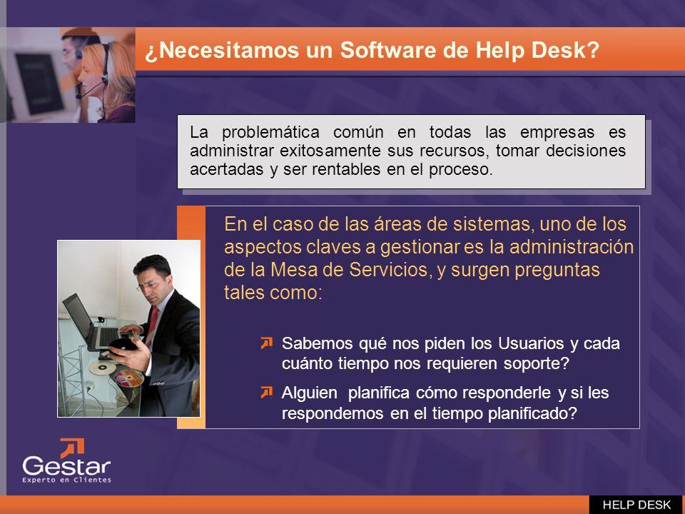 ¿Necesitamos un Software de Help Desk