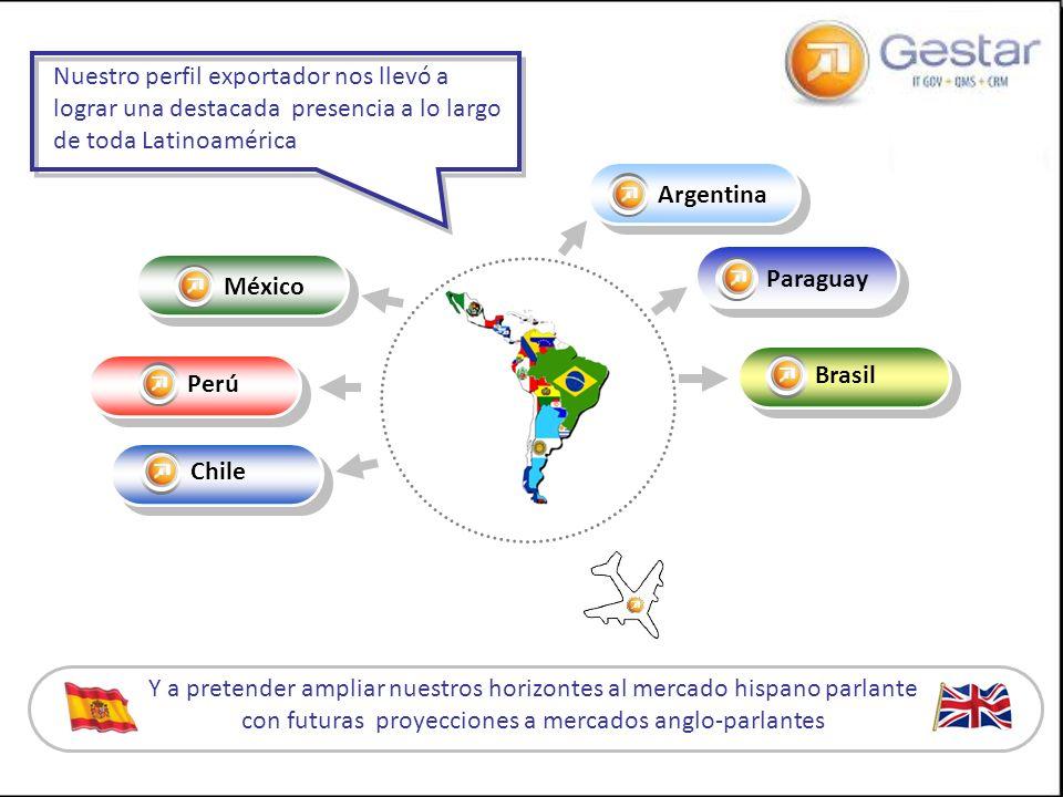 Y a pretender ampliar nuestros horizontes al mercado hispano parlante
