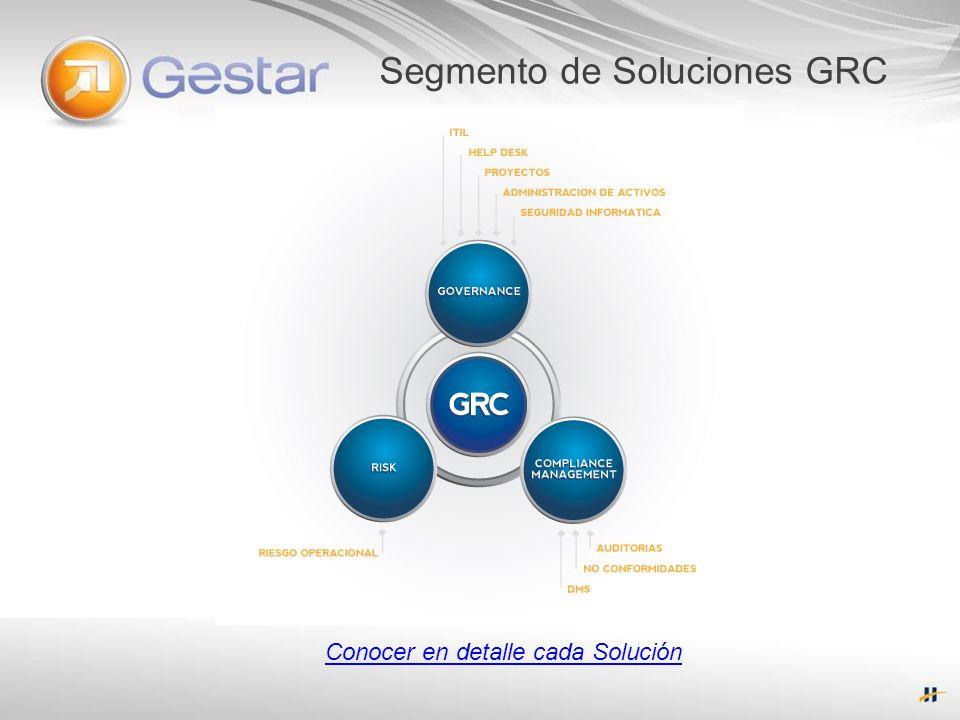 Segmento de Soluciones GRC