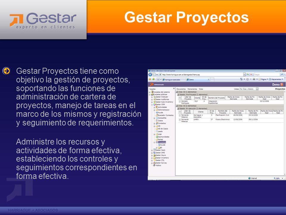 Gestar Proyectos
