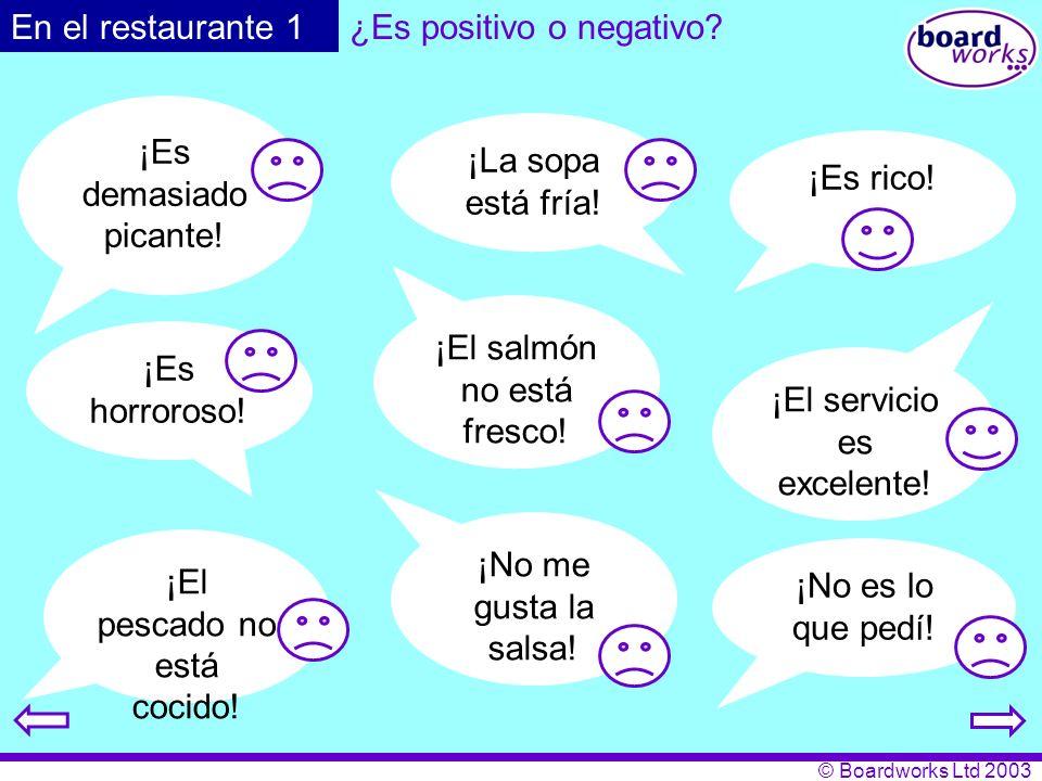 ¿Es positivo o negativo