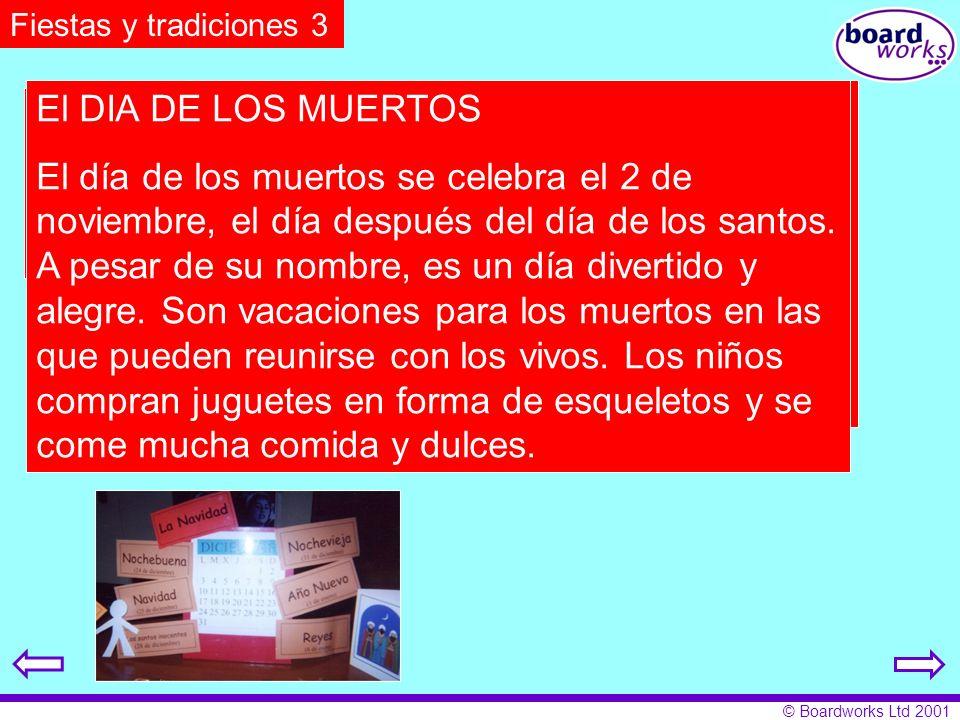 Fiestas y tradiciones 3 EL DIA DE LA RAZA.
