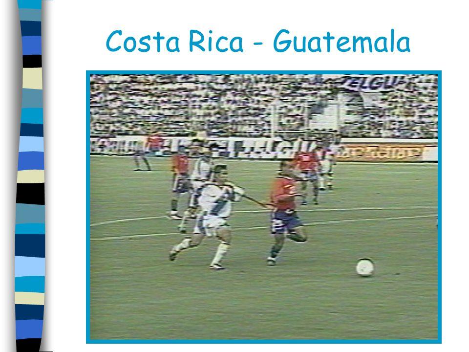 Costa Rica - Guatemala