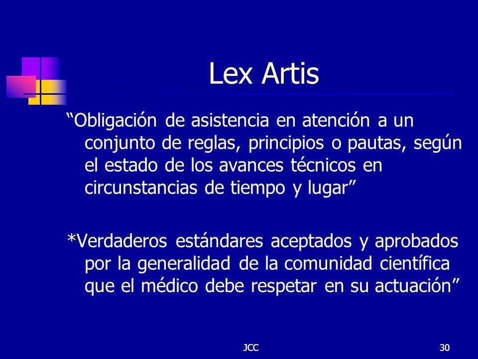 Lex Artis