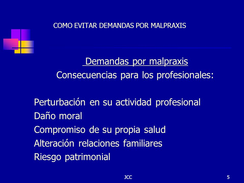 COMO EVITAR DEMANDAS POR MALPRAXIS