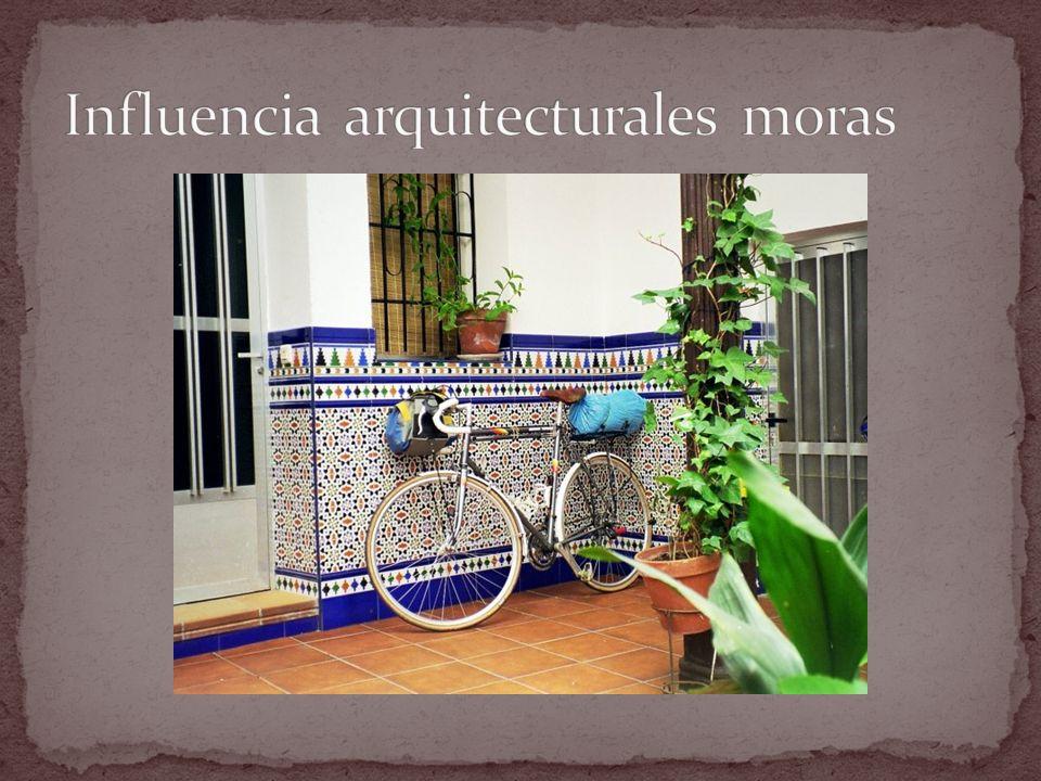 Influencia arquitecturales moras