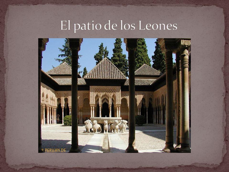 El patio de los Leones