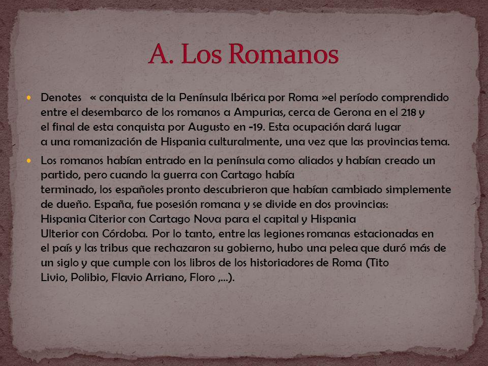 A. Los Romanos