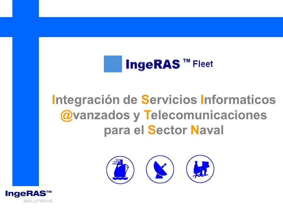 Integración de Servicios Informaticos @vanzados y Telecomunicaciones para el Sector Naval