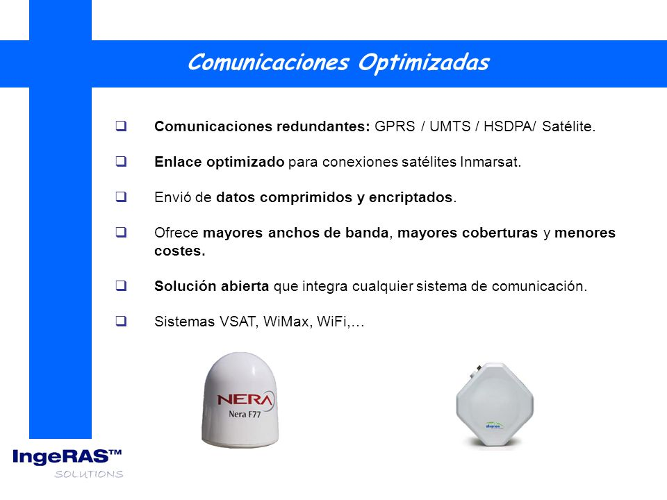 Comunicaciones Optimizadas