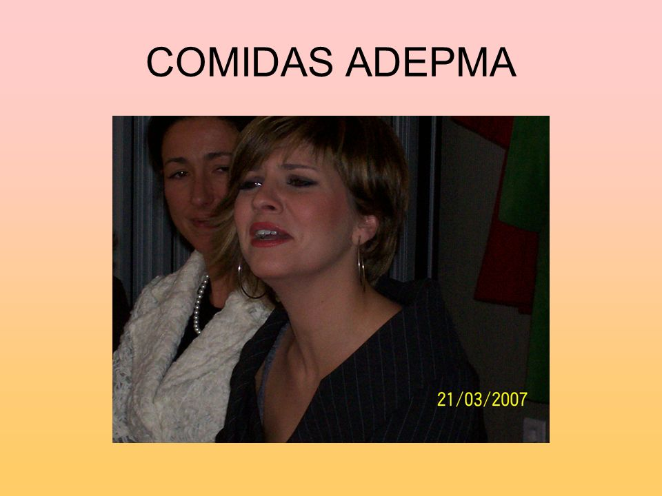 COMIDAS ADEPMA