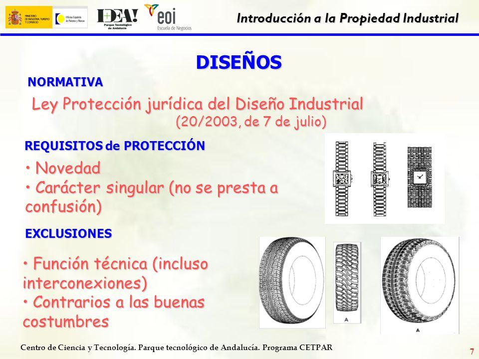 REQUISITOS de PROTECCIÓN
