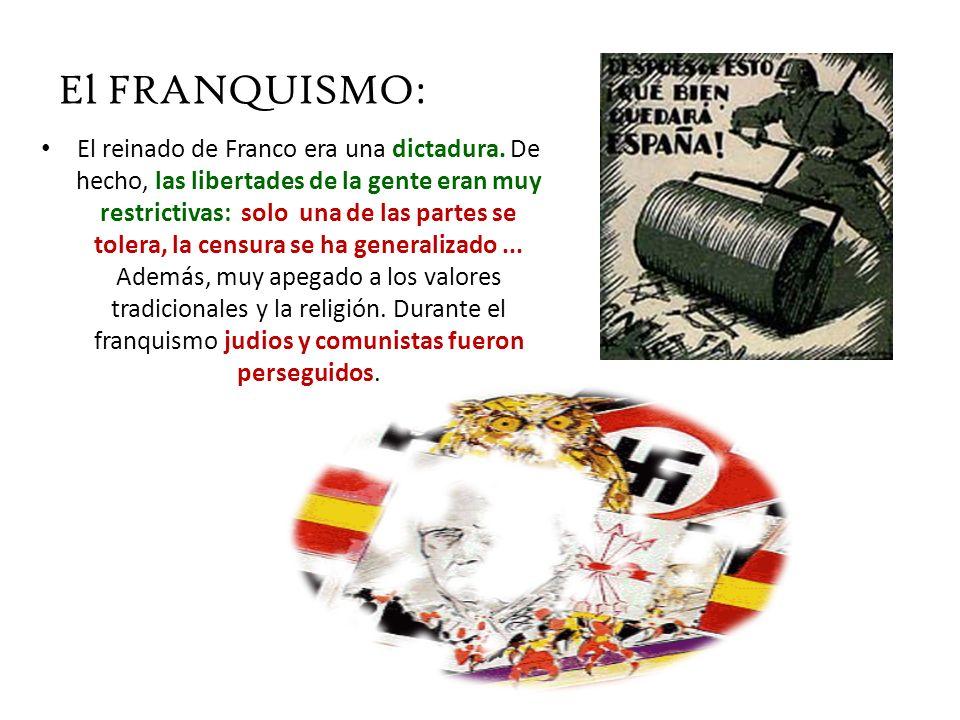 El FRANQUISMO: