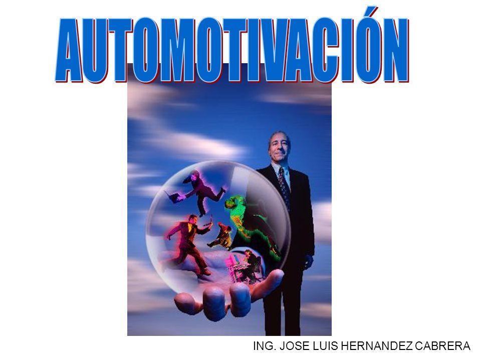 AUTOMOTIVACIÓN ING. JOSE LUIS HERNANDEZ CABRERA
