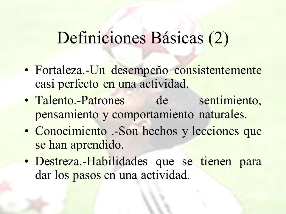 Definiciones Básicas (2)