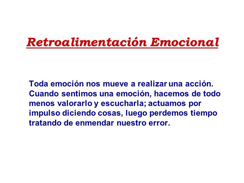 Retroalimentación Emocional