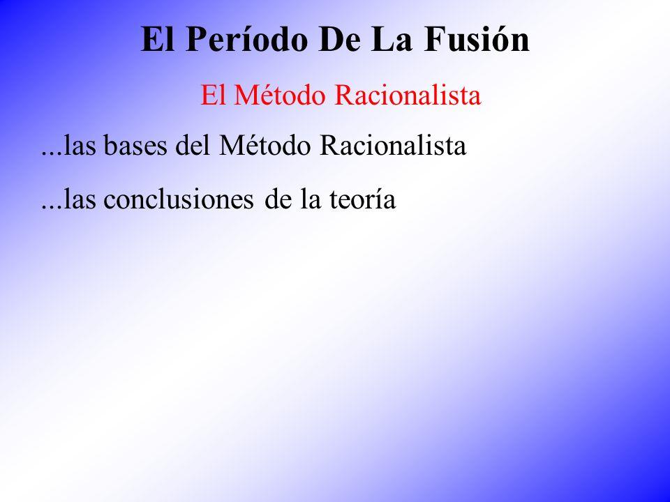 El Método Racionalista