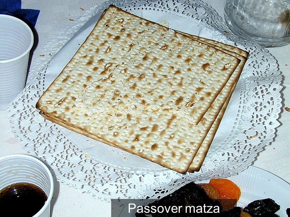 Deuteronomy 16:3 (NKJV) You shall eat no leavened bread with it; seven days you shall eat unleavened bread with it, that is, the bread of affliction (for you came out of the land of Egypt in haste), that you may remember the day in which you came out of the land of Egypt all the days of your life.