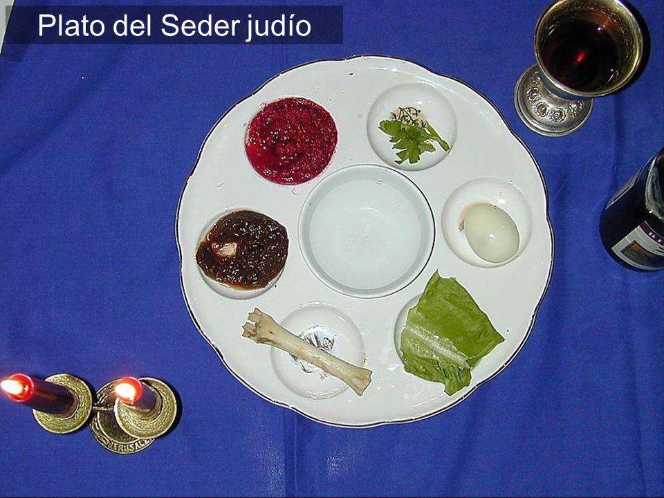 Plato del Seder judío