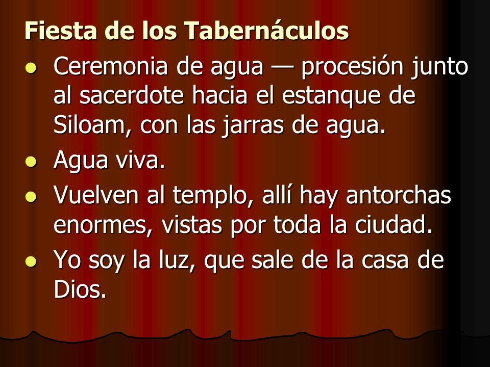 Fiesta de los Tabernáculos