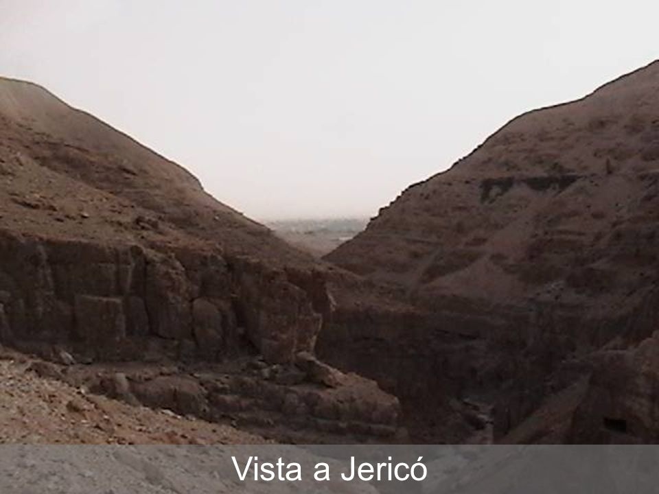 Vista a Jericó