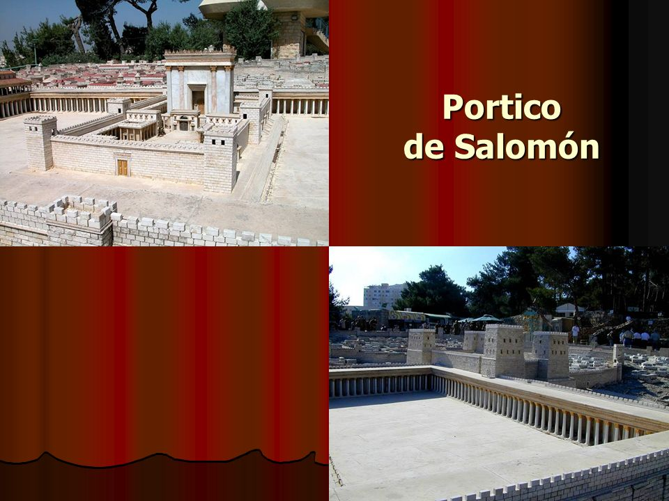 Portico de Salomón
