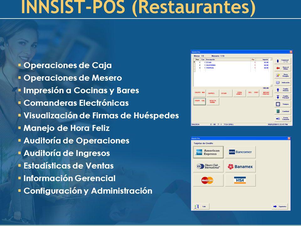 INNSIST-POS (Restaurantes)