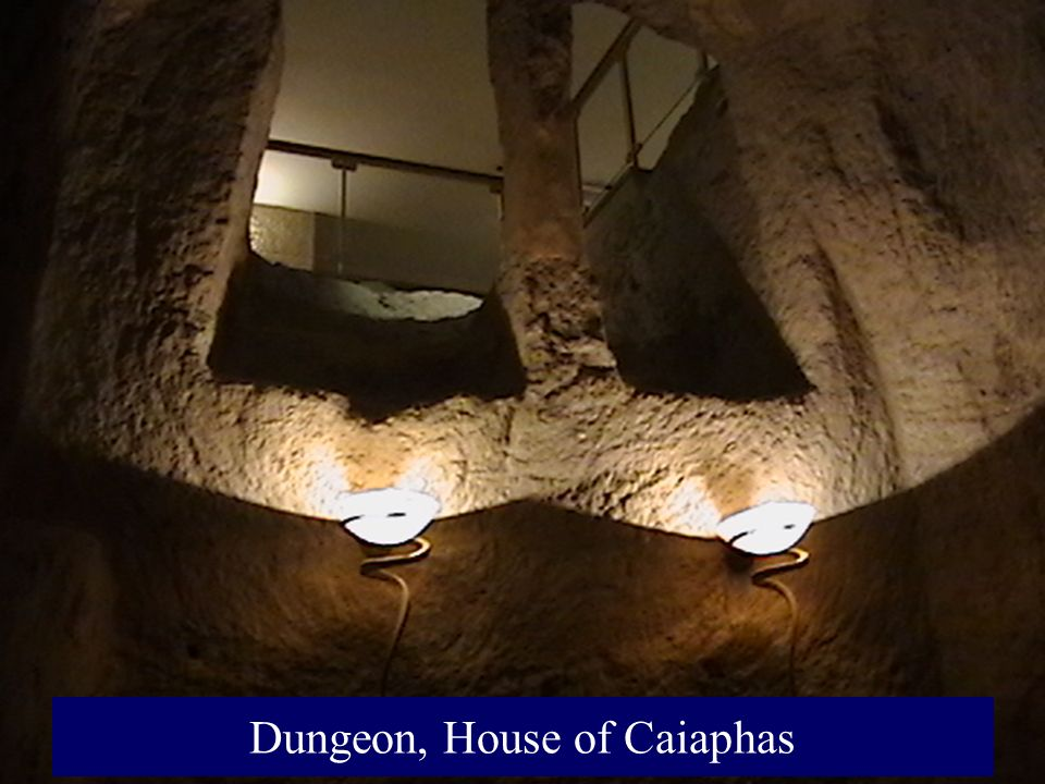 Dungeon, House of Caiaphas