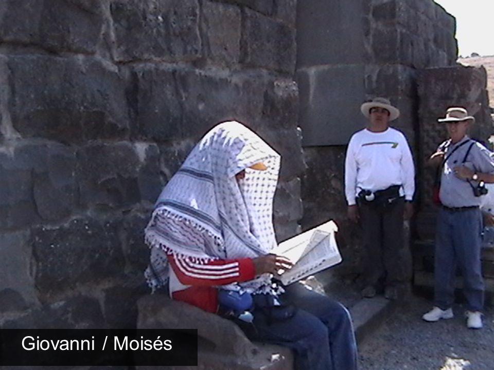 Giovanni / Moisés