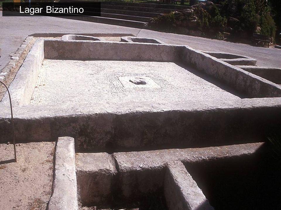 Lagar Bizantino