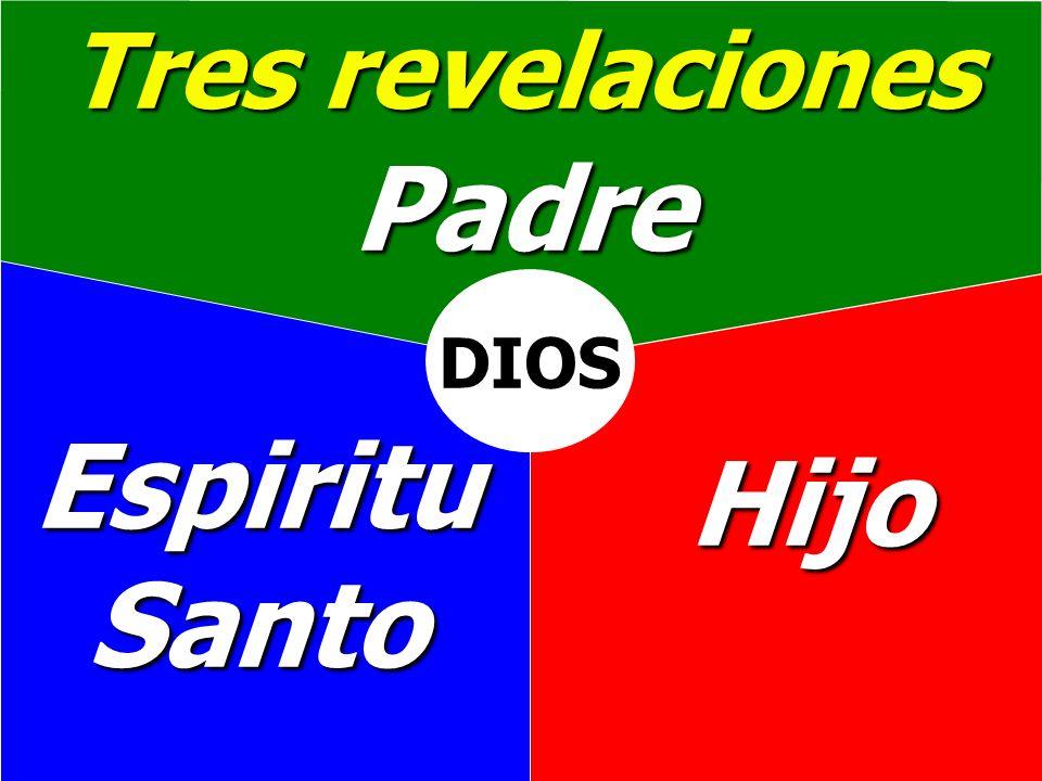 Padre Espiritu Santo Hijo